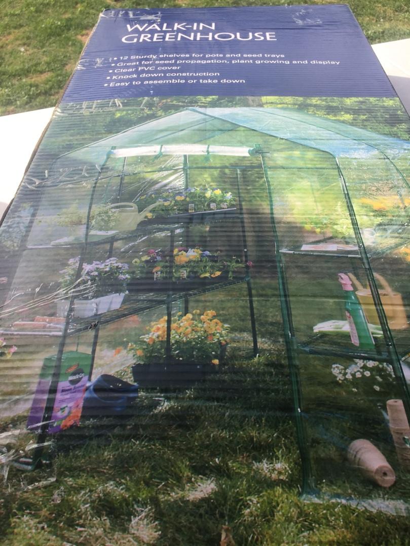 Big lots greenhouse